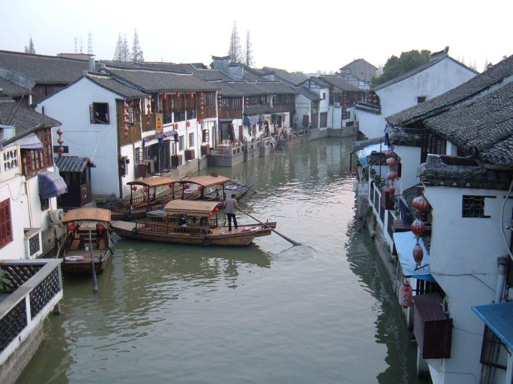 canal de Zhujiajiao