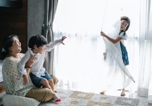Baby-sitter, nounou garde d'enfants
