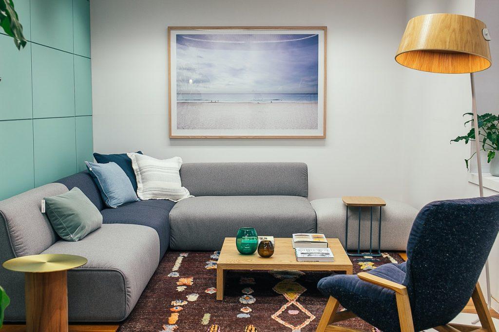minimalist decoration Scandinavian style