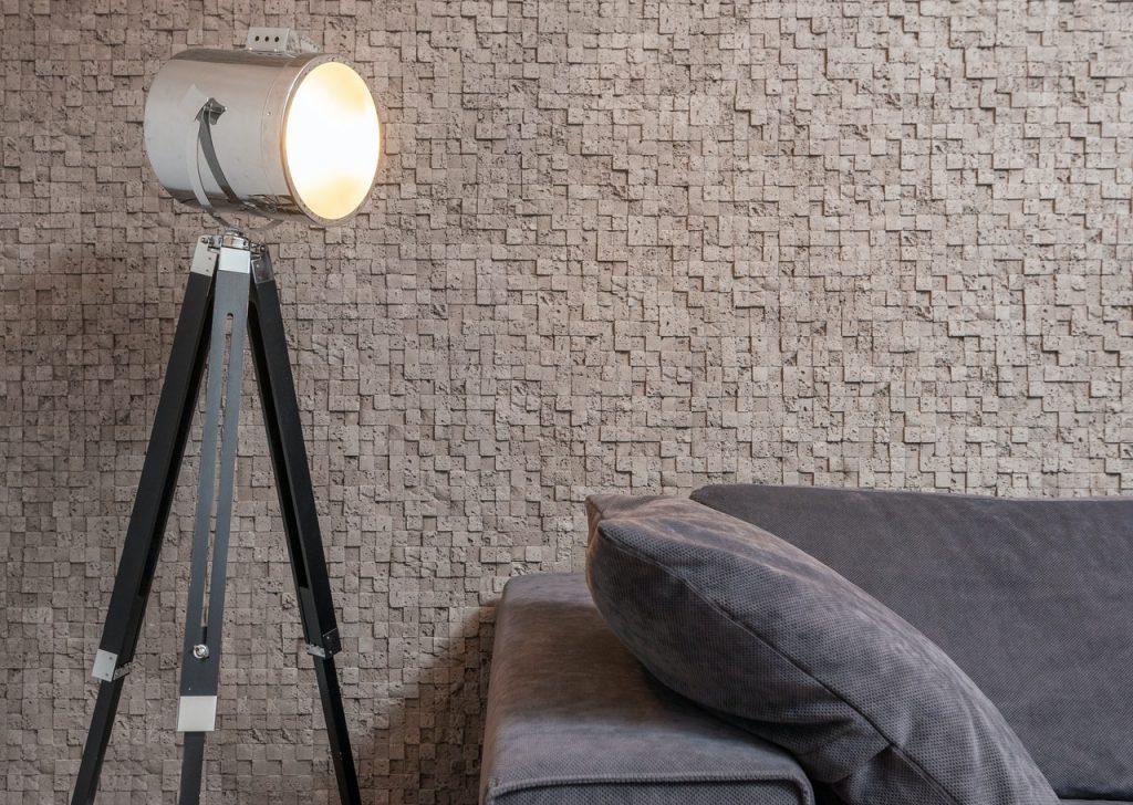 floor lamp, industrial style light