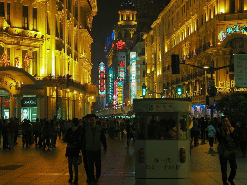 Xintiandi quartier de Shanghaï