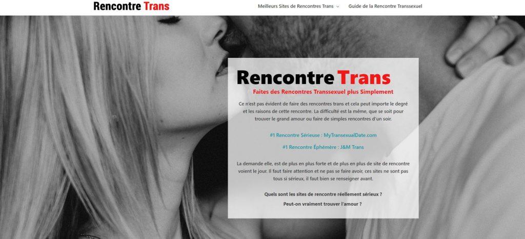 Home Page rencontre-trans