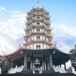 White Temple in Thaïlande